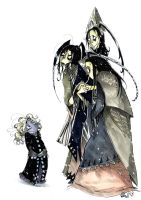 ''... Yes? Hello? And you are..?'' by CountANDRA