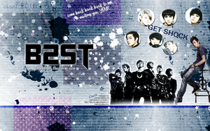 BEAST+B2ST Shock Wallpaper1 by ciael