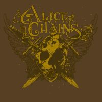 Alice in Chains - Heart Skull by yummytacoburp69