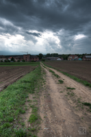 Stormy Spring Sceneries I by FilipR8