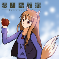 Spice and Wolf: Horo by Jun-Sasaki