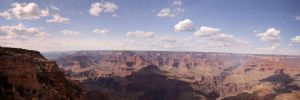 Grand Canyon Panorama by piemagon