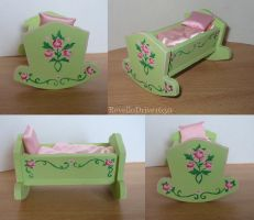 Baby bed by RevelloDrive1630