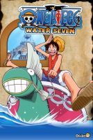 One Piece Collage: Navegando por Water 7 by Mosquis