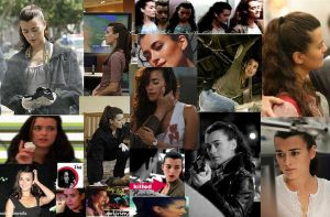 Ziva collage - NCIS by Amarantha-CSI