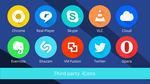 Third party icons by janosch500