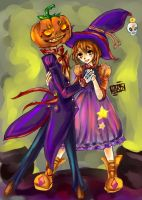 Happy Halloween by UnsucessfulFailure
