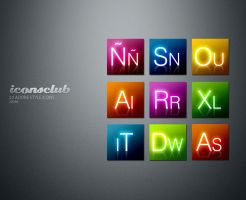 22 Adobe Style Icons by IconsClub