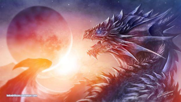 Eclipse by Dragolisco