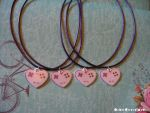 Gamer Love Controller Necklaces by FeebyNeko