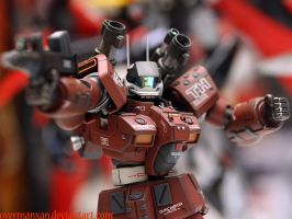 Custom MP Guncannon by OvermanXAN