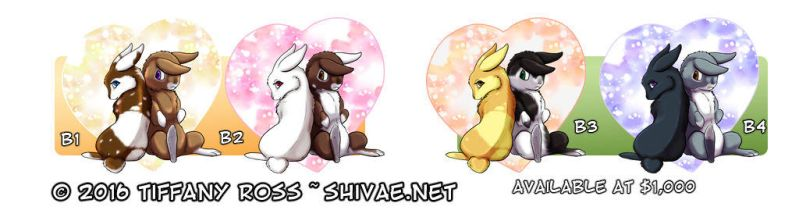 Rabbit Love by shivaesyke