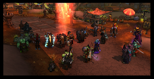 Seige of Orgrimmar - Battle for the Slums - 4 by Ammeg88