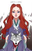 Queen of the North by Apomix