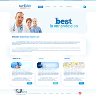 Surfside Urgent Care by Bob-Project