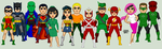DC: The New Frontier by EverydayBattman