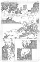 Top Cow Talent Hunt 1 by isaac1210