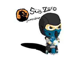 Little Sub Zero by Snippy-Snap