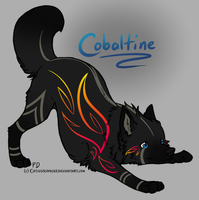 Cobaltine Design by ChamberedNoctilus