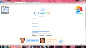 Cleverbot is Clever by Reitanna-Seishin