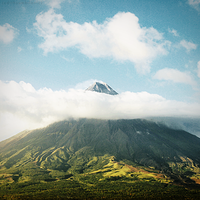 Mt. Mayon by sheisyourjuliet