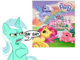 MLP G3 is gay by WilliamGuy