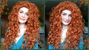 Merida - test by IllumAdora