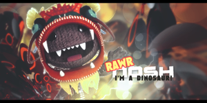 Little Big Planet Sig Request by rafdesigns