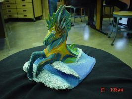 Hippocampus by algy