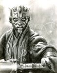 darth maul again by bamboleo