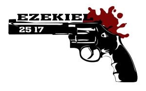 Ezekiel - Pulp Fiction by Bakterje