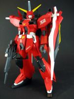 1:100 Savior Gundam by Alteisen-Nacht