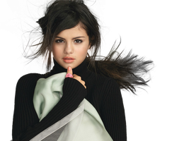 Selena Gomez PNG by christinadream