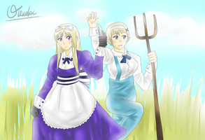 APH - Belarus and Ukraine by Okkefac
