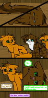 Warriors Fancomic - Page 1 by bearhugbooyah