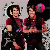 James Maslow 3 by Ginicita