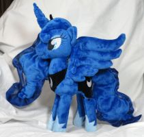 Luna Plush by Cryptic-Enigma