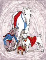 Superpets by pjperez