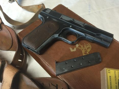 Colt 1903 Revisited by CaldwellB734