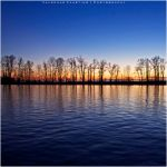 A Cold Winter Sunset by Val-Faustino