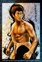 Bruce Lee by Guardian-of-Light