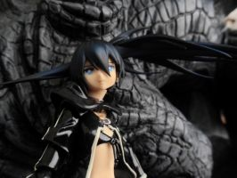 black rock shooter by animefangirl1996