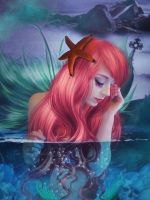 Ariel's Tears by MelieMelusine