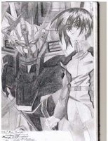 KiraYamato - Gundam Seed by Blue-Strife