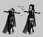 Outfit design - 311  - closed by LotusLumino