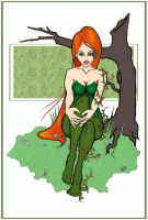 Poison Ivy by LuxeLibrarian