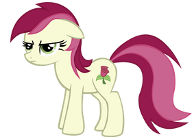 Roseluck - Peeved by Ocarina0fTimelord