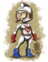 Dig-Dug by FischHead