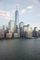 NYC Freedom Tower 05 by FairieGoodMother