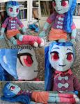 Sonata Dusk Ball Jointed Plush SOLD by Chanditoys